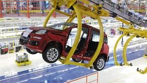 Fiat wstrzymuje produkcję Pandy
