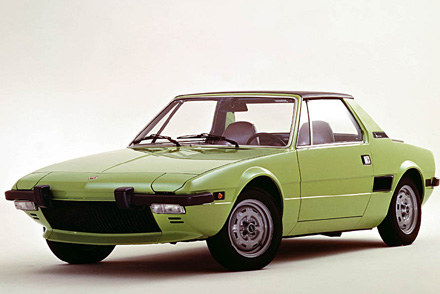 Fiat X1/9 / kliknij /INTERIA.PL