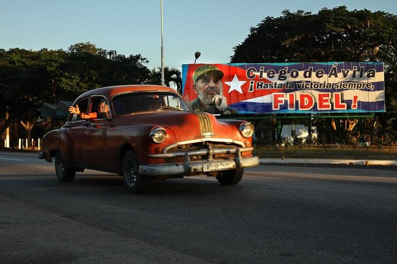 Fidel Castri nie chciał przede wszystkim, by jego nazwisko i wizerunek były wykorzystywane w celach handlowych i reklamowych /AFP