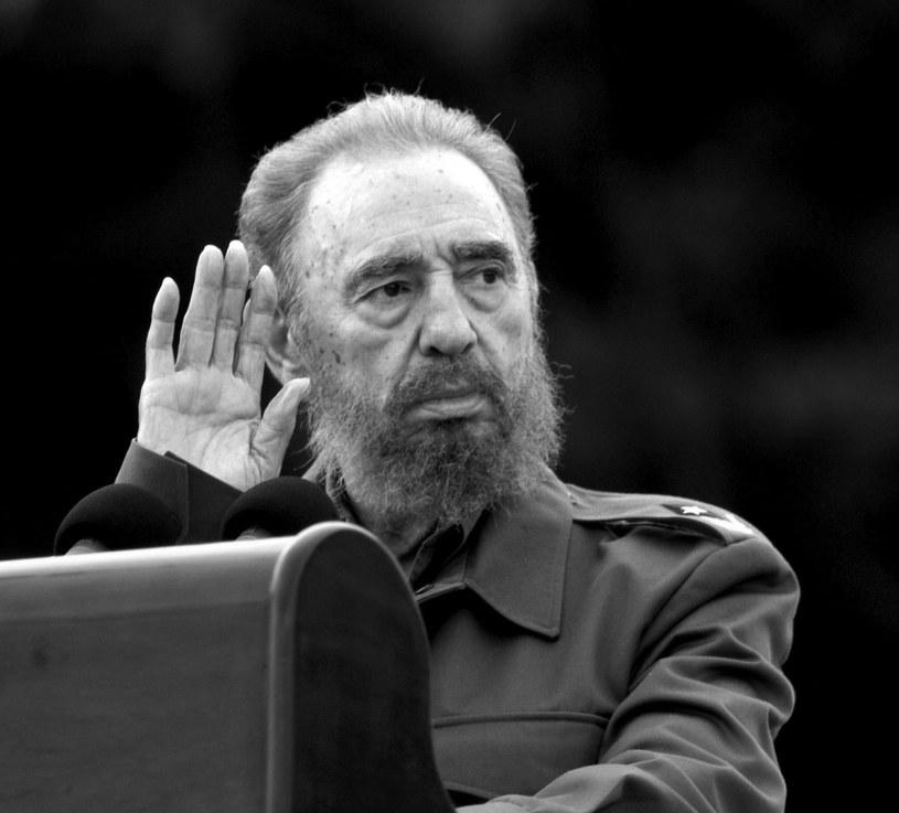 Fidel Castro /PAP/EPA