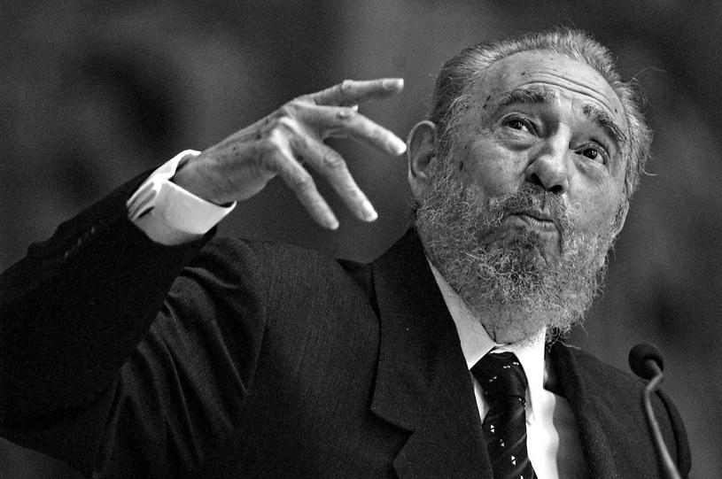 Fidel Catro nie żyje /PAP/EPA