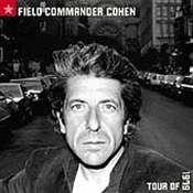 Field Commander Cohen Tour: Of 1979