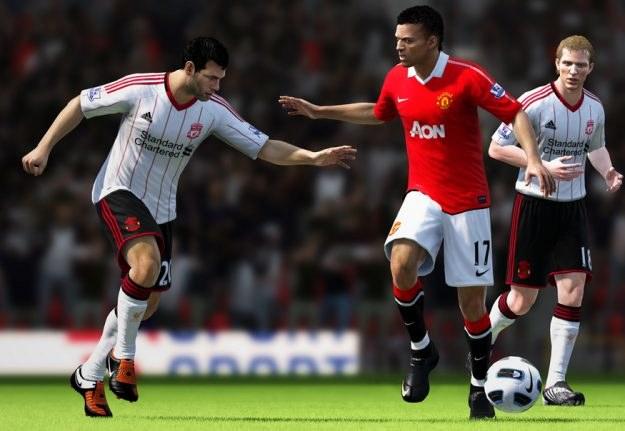 """FIFA 12 ma mieć więcej """"duszy"""", czyli ma oddawać dodatkowe emocje towarzyszące zmaganiom piłkarzy /Informacja prasowa"""