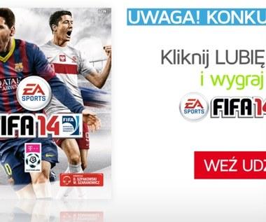 FIFA 14: Skompletuj drużynę, zgarnij własny egzemplarz gry!