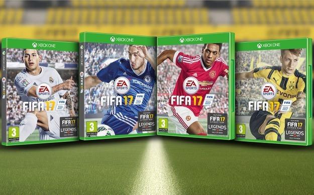 FIFA 17 /materiały prasowe
