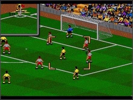 FIFA Soccer 95 w wersji na konsolę Genesis /INTERIA.PL