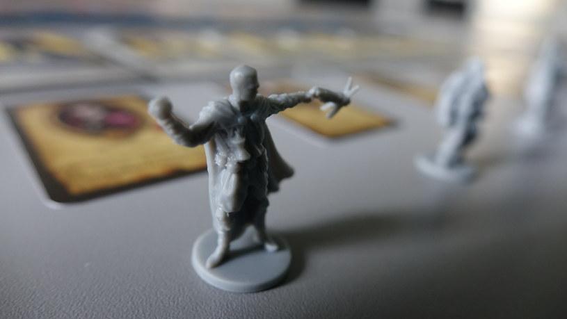 Figurki nie są pomalowane, ale zostały wykonane z dbałością o detale /INTERIA.PL