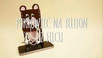 Filcowy pokrowiec na telefon - jak go zrobić?