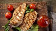 Filet z kurczaka na warzywnej salsie