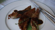 Filety z kaczki w aromatycznym balsamico