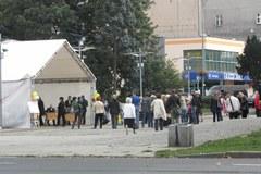 Filharmonicy zagrali na ulicach Szczecina