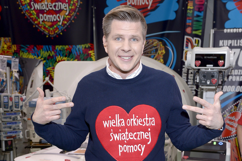 Filip Chajzer /Piętka Mieszko /AKPA