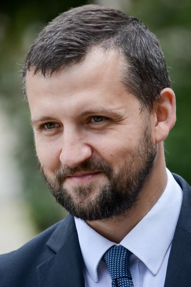 Filip Frąckowiak /Mariusz Gaczyński /East News