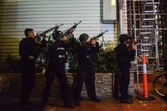 Filipiny: Ewakuacja hotelu w Manili; świadkowie mówią o rannych