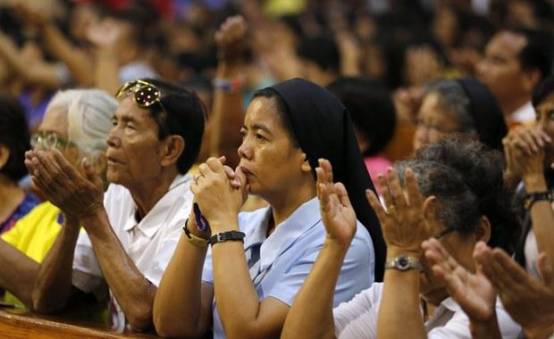 Filipiny: Zamach w czasie pasterki. W pobliżu kościoła eksplodował granat