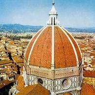 Filippo Brunelleschi, kopuła katedry Santa Maria del Fiore we Florencji, 1420-36 /Encyklopedia Internautica