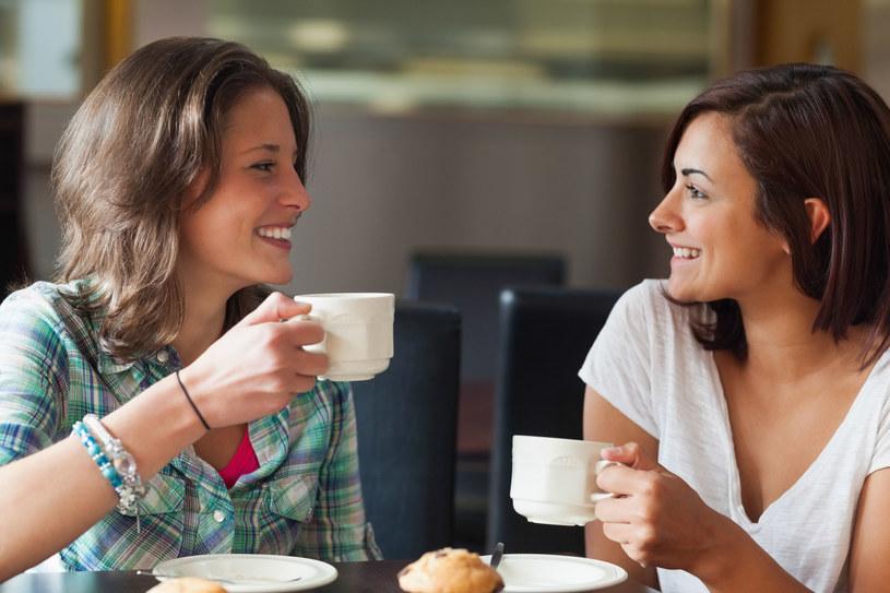 Filiżanka kawy? Świetny pomysł! /©123RF/PICSEL
