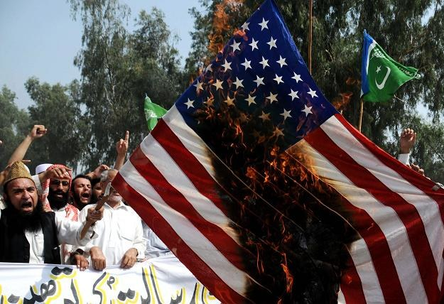 Film rozwścieczył muzułmanów. W wielu krajach doszło do zamieszek /PAP/EPA