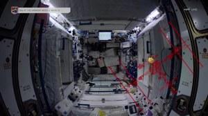 Film z wnętrza ISS w 4K