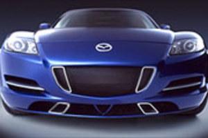 Filmowa gwiazda - Mazda RX-8