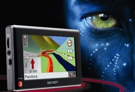 Filmowy Na'vi i nawigacja GPS /materiały prasowe