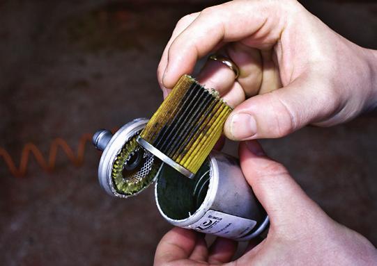 filtry /Motor