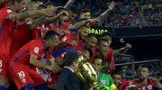 Finał Copa America: Argentyna - Chile 0-0, karne 2-4. Skrót meczu
