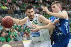 Finał ekstraklasy koszykarzy: Stelmet BC Zielona Góra - Rosa Radom 70:51