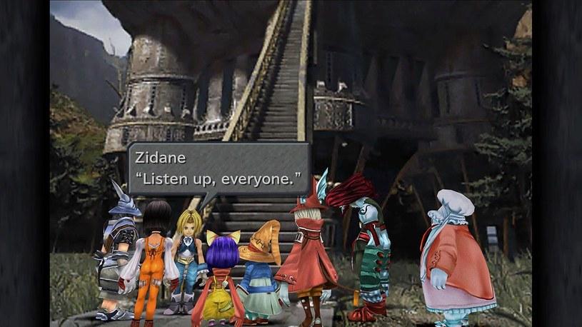 Final Fantasy IX /materiały prasowe