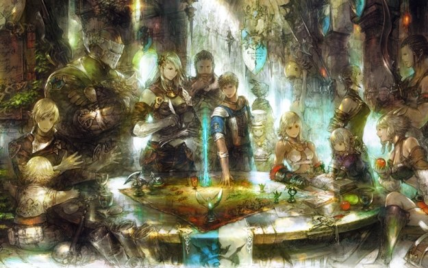 Final Fantasy: Realm Reborn /materiały prasowe