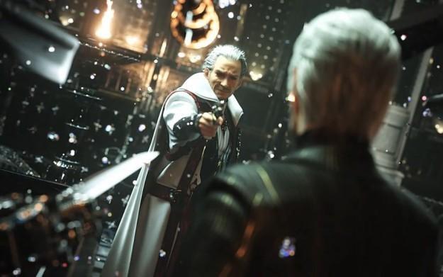 Final Fantasy Versus XIII-2 - motyw z filmu /Informacja prasowa
