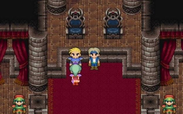Final Fantasy VI /materiały prasowe