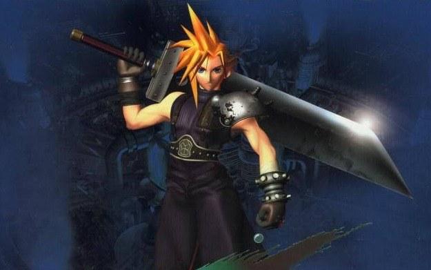 Final Fantasy VII /materiały prasowe