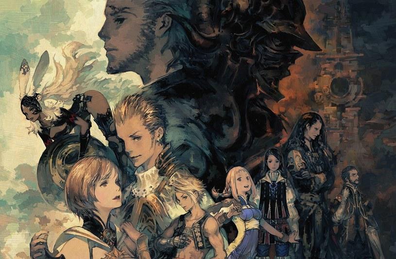 Final Fantasy XII The Zodiac Age /materiały prasowe