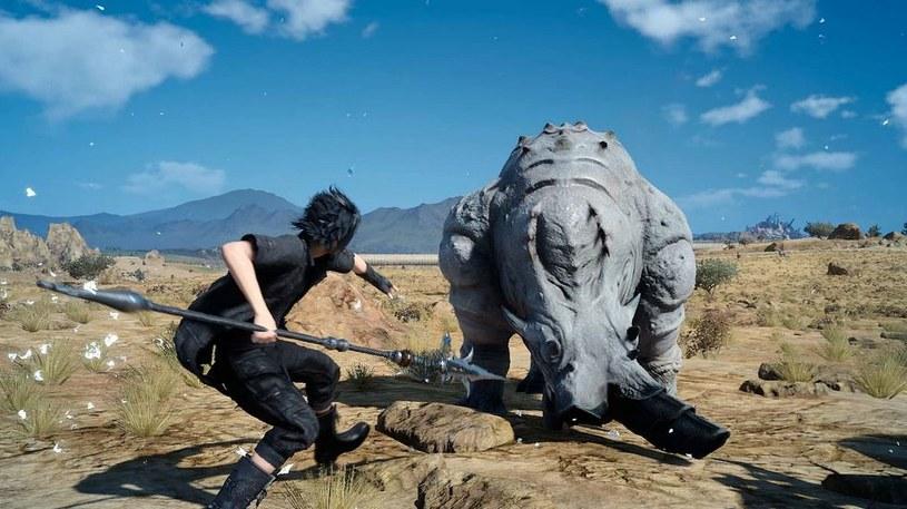 Final Fantasy XV /materiały prasowe
