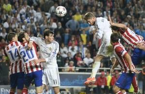 Finał Ligi Mistrzów: Real Madryt – Atletico Madryt 4-1