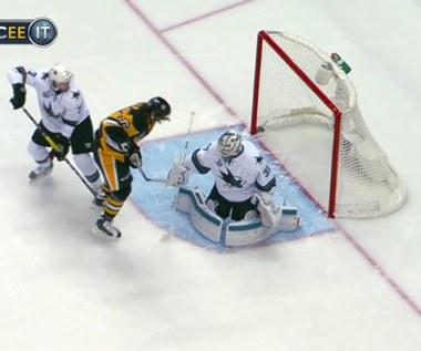 Finał NHL: Pittsburgh Penguins - San Jose Sharks 2-4. Skrót meczu