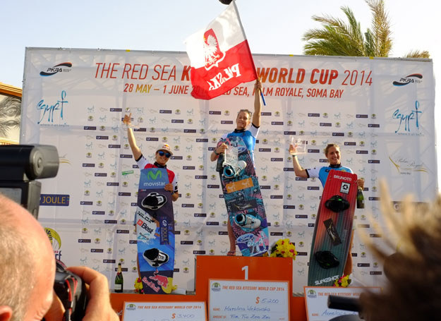 Final Red Sea Cup /Magdalena Lasocka /archiwum prywatne