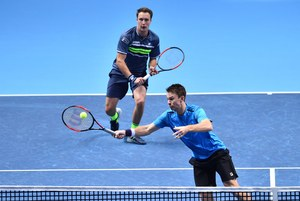 Finały ATP: Kontinen i Peers potrzebowali aż 12 piłek meczowych