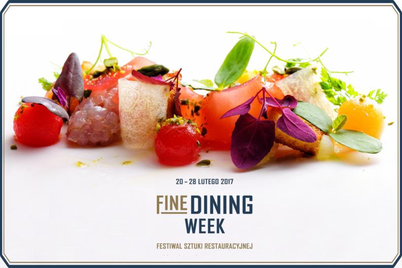 Fine Dining Week w Krakowie i Warszawie /materiały prasowe