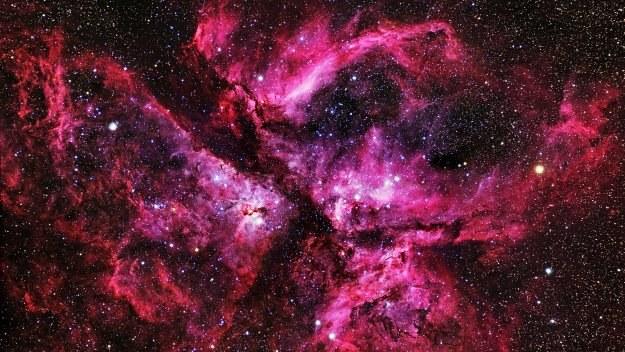 Fioletowe planety siedliskiem życia pozaziemskiego /NASA