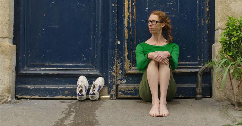 """Fiona Gordon w filmie """"Paryż na bosaka"""" /materiały dystrybutora"""