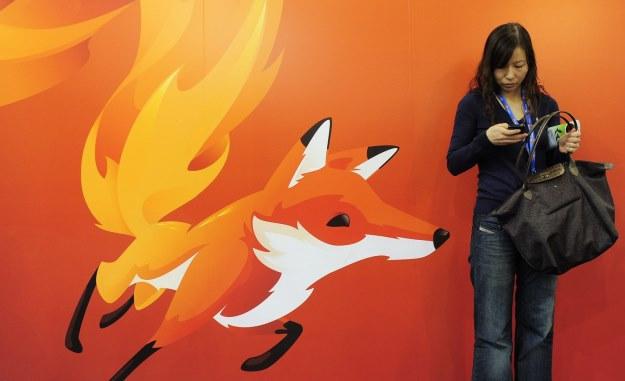 Firefox OS poległ po ponad 2 latach na rynku /AFP