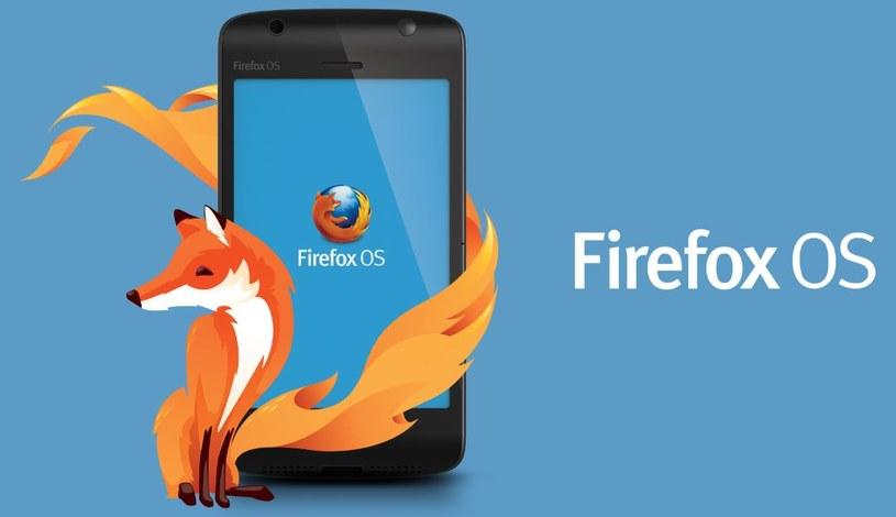 Firefox OS to już przeszłość /materiały prasowe