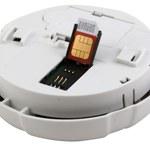 Firetex - czujnik dymu zintegrowany z telefonem