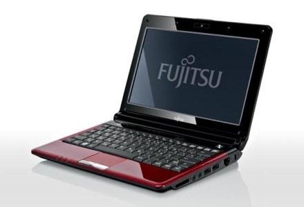 Firma Fujitsu przedstawia nowego mini notebooka M2010 /Informacja prasowa