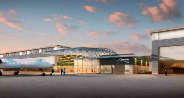 Firma Google będzie miała własne lotnisko /materiały prasowe