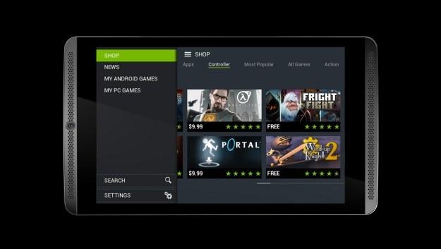 Firma NVIDIA rozpoczęła dziś przedsprzedaż najnowszych urządzeń z rodziny SHIELD /INTERIA.PL/informacje prasowe