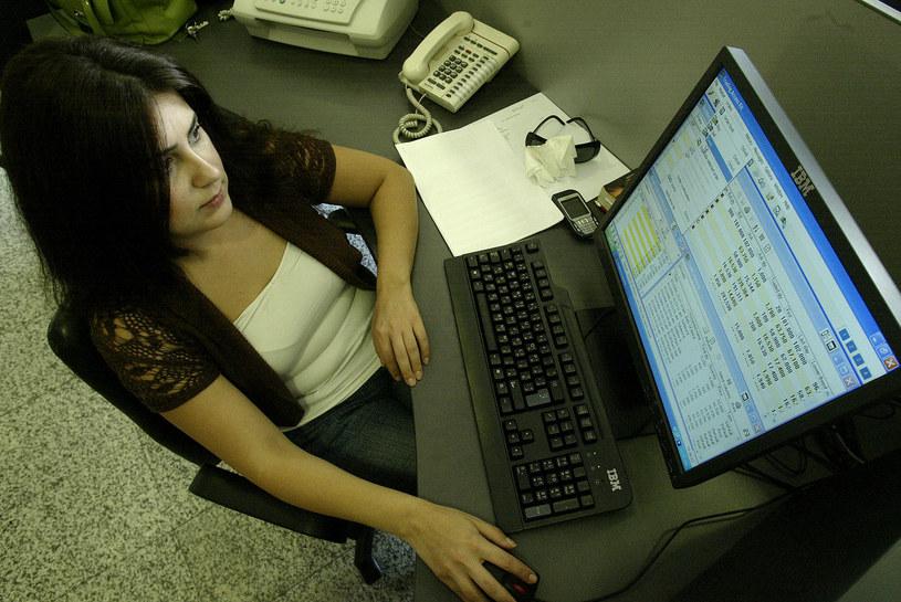 Firmy coraz częściej stają się celem cyberataków /AFP