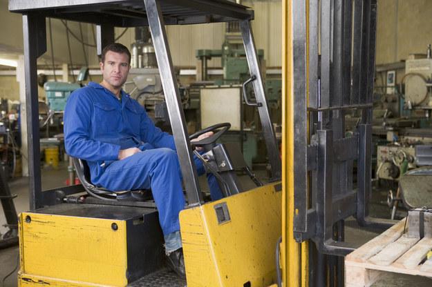 Firmy logistyczne poszukują chętnych do pracy /© Panthermedia